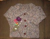 Wooly Floral Jacket