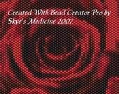 Rose Amulet Bag PDF pattern