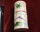 maui-kauai vintage tiki mug