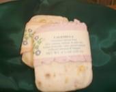 Calendula Oatmeal Soap