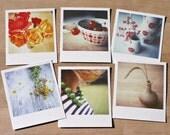 Polaroid Postcards - Set of 12