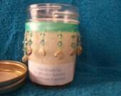 Handmade Candle-Scent- Caribbean Coconut 8oz Jar