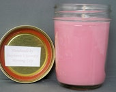 Handmade Soy Candle-Morning Lily