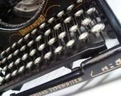 On Sale Vintage Underwood Typewriter No. 5 (serial -2439072-5) ON SALE NOW  145.00