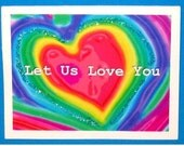 Let Us Love You