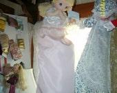 Precious Moments Doll Bag Holder