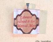 SALE -- Edward ruined it for Mortal Man