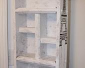 I Miss Paris Eiffel Tower Shelf