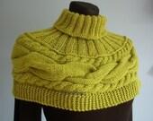 Craft it yourself - Annabel shoulder warmer, PDF pattern.