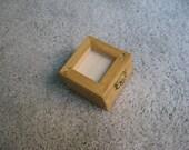 tiny shadow or photo box