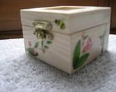 Hummingbird Shadow Box