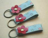 Gifts Under 10 dollars Get 5 mini fabric keyrings