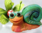 Trollfling Snail Happy Joe