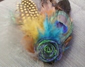 Feathery Goodness Hair Piece