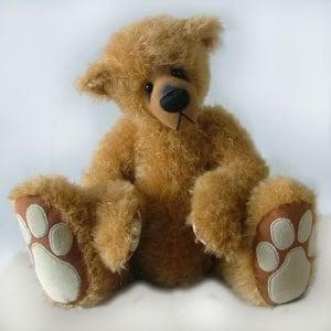 Pdf Bear Pattern Brandy Designer Jointed Teddy