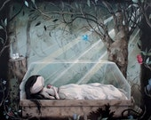 Our Lady Sleeps Limited Edition Reproduction