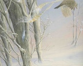 Above Lady Winter's Grasp  giclee archival print