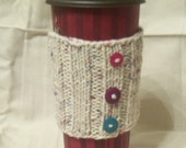 Three To-Go Cup Cozies