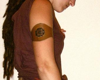 leather arm bracelet feary pixie