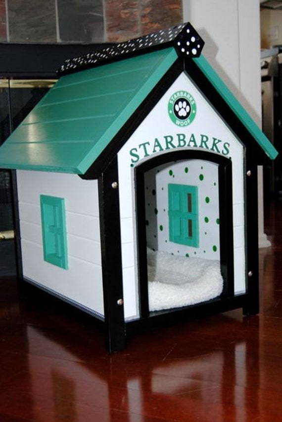 Items Similar To Mini Starbarks Indoor Dog House On Etsy
