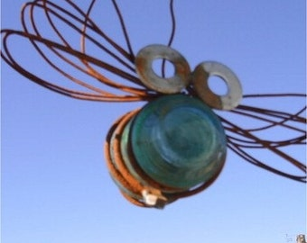 Insulator Bug by Junkfx  Don Hutchings Free Shipping