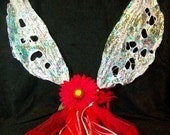 iridescent small fairy wings CUSTOM colors halloween costume