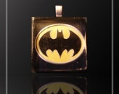 FREE PENDANT (your choice with every two pendants purchased) - Batman Pendant