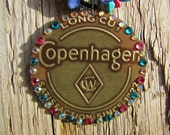 Copenhagen Necklace, Chunky, Cowgirl, Rodeo
