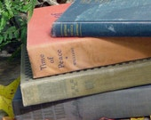 Stack Of Vintage Books Lot Of Four Merchant Of Venice and Others