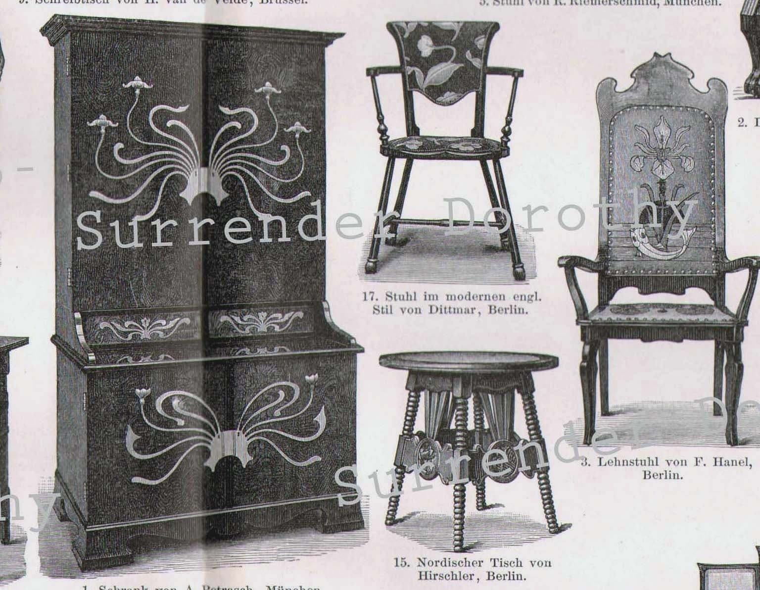 Modern craftsman european furniture victorian by for Contemporary victorian furniture