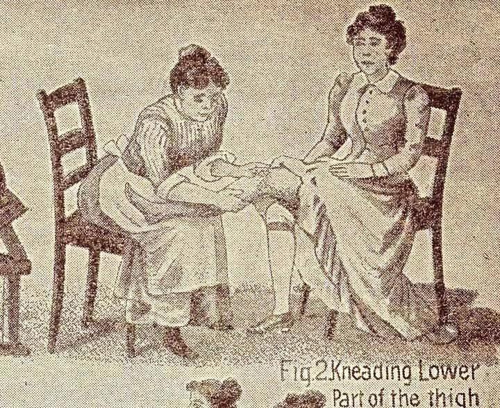 retro sex lesbisk massage