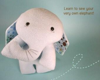 Elephant Pattern, PDF