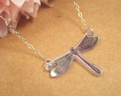 Oh My Dragonfly Necklace