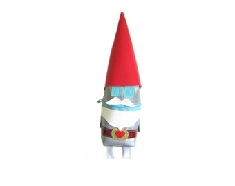 Gnome Robot Pouch