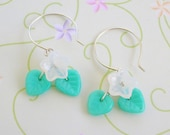 Tiny Blossoms earrings
