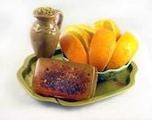 Soap - CITRUS HONEY handmade Honey Orange and Essential Oils