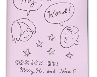 My Word Mini Comic Zine