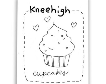 Kneehigh Cupcakes