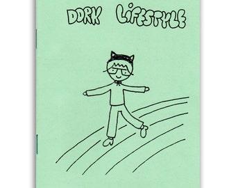 Dork Lifestyle 3 Mini Comic Zine