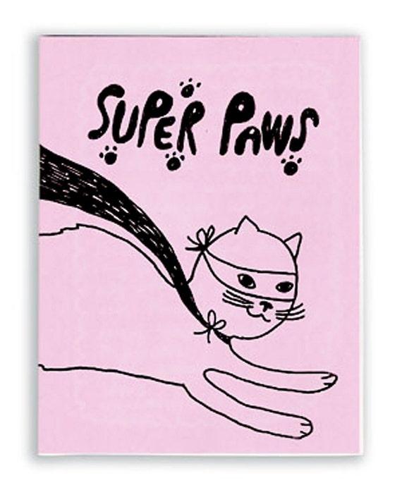 Super Paws Zine