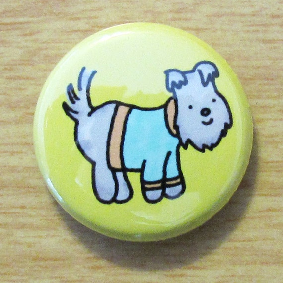 Sweater Doggie Schnauzer Badge