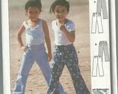 Burda 2749 pantalon pants jeans 3 4 5 6 74 8