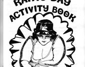 FIGURE 8 NO. 5 - The Rainy Day Activity Book