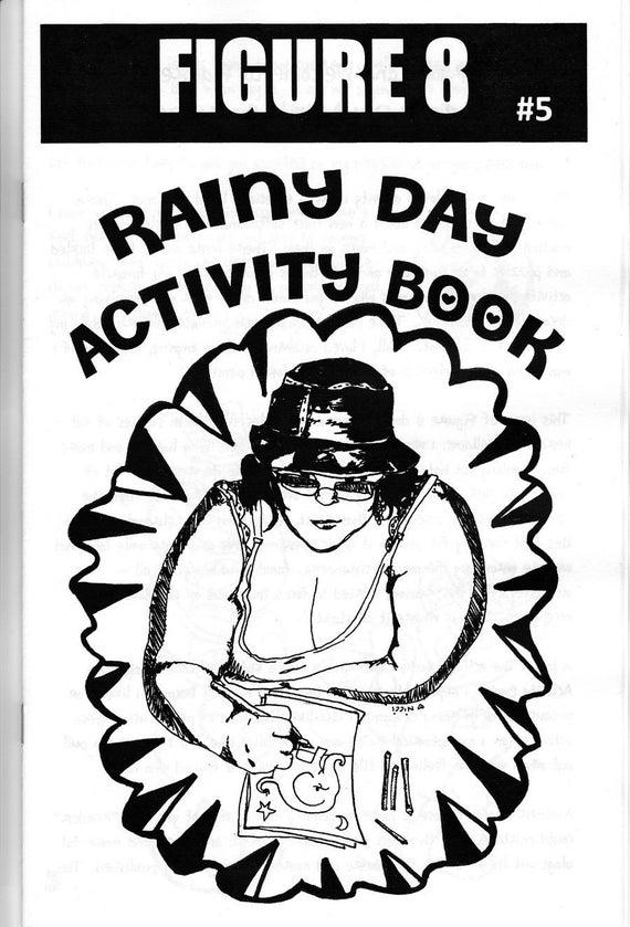 FIGURE 8 NO. 5 - The Rainy Day Activity Book