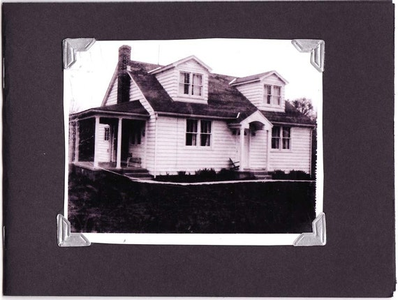 Current Resident 3 - a zine of houses