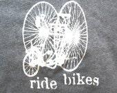 ride bikes shirt