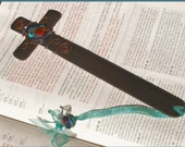 CLEARANCE Mission Cross Book Mark