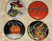 Spin Pins