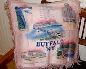 Buffalo New York Souvenir Sweetheart Pillow Case
