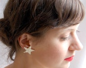 Giant Dwarf // Twinkle Earrings // Diamond